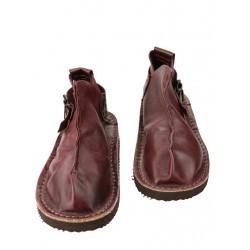 Handmade leather shoes Natural Podlasek