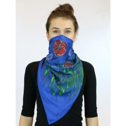 Protective hand-painted scarf Naturally Podlasek