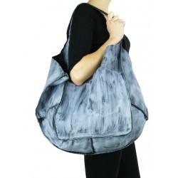 Duża torebka na ramię typu shopper NP