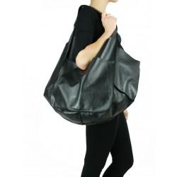 A large NP shoulder shopper bag