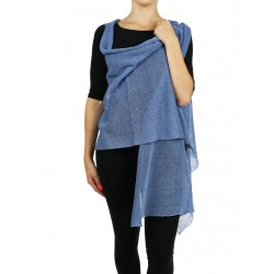 "Linen vest manufactured by ""Linen Island"""