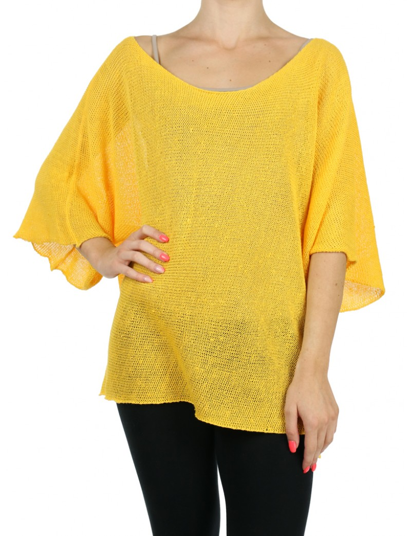 """Linen blouse made by the studio """"Linen Island"""""""