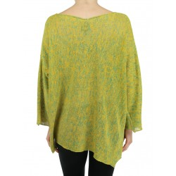 "Linen blouse made by the studio ""Linen Island"""
