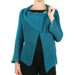 """Linen sweater made by """"Linen Island"""""""