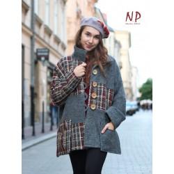 Women's wool jacket NP