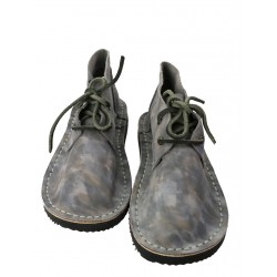 Natural leather shoes Basic 2