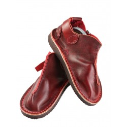 Handmade leather  Vagabond shoes.