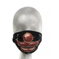 Hand-painted mask Naturally Podlasek