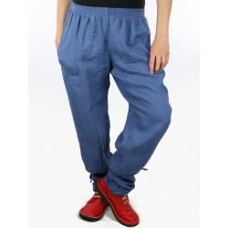 Spodnie lniane NP
