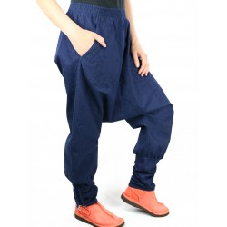 Spodnie jeans alladynki NP