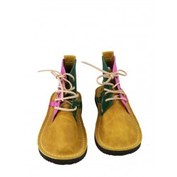 Hand-sewn leather shoes