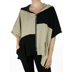 Linen Podlasek hoodie