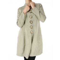 Linen coat type Naturally Podlasek