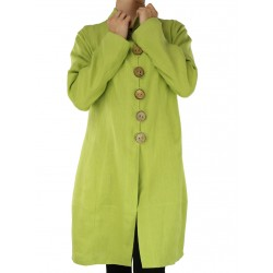 Short linen coat Naturally Podlasek