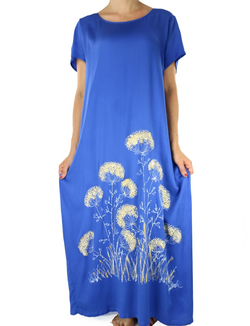 Airy summer dress Naturally Podlasek
