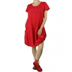 Naturally Podlasek short cotton dress